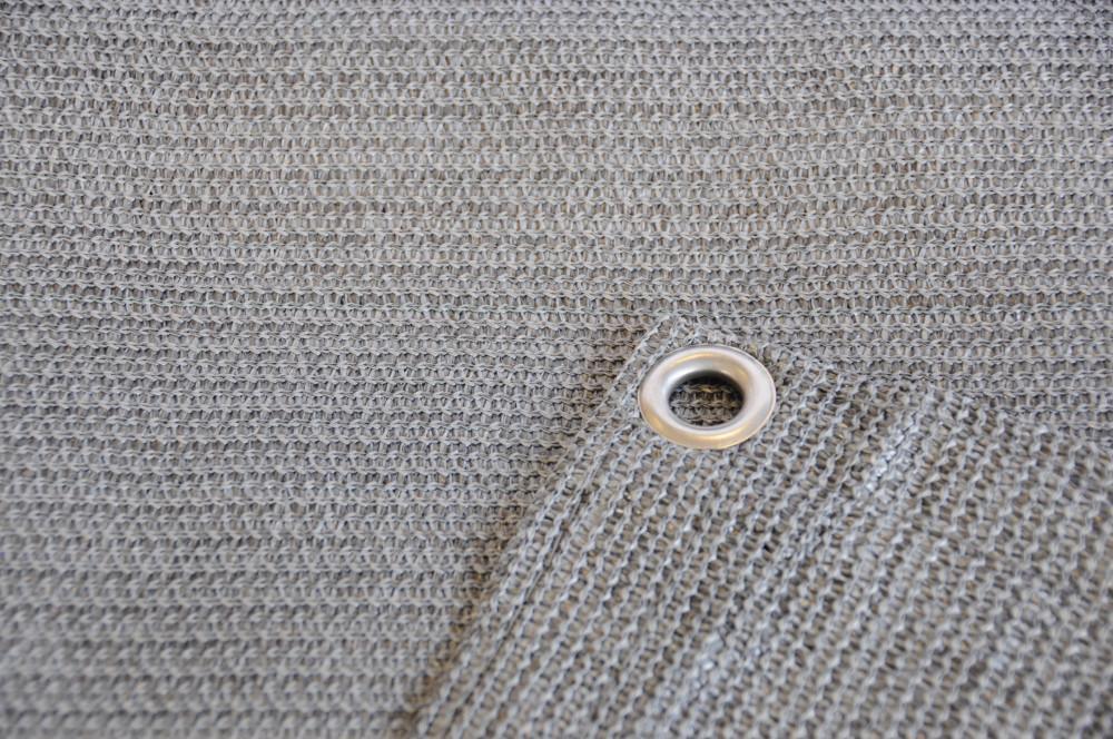 ViaMondo Tenttapijt Comfort 2,5x 4,5 mtr grijs