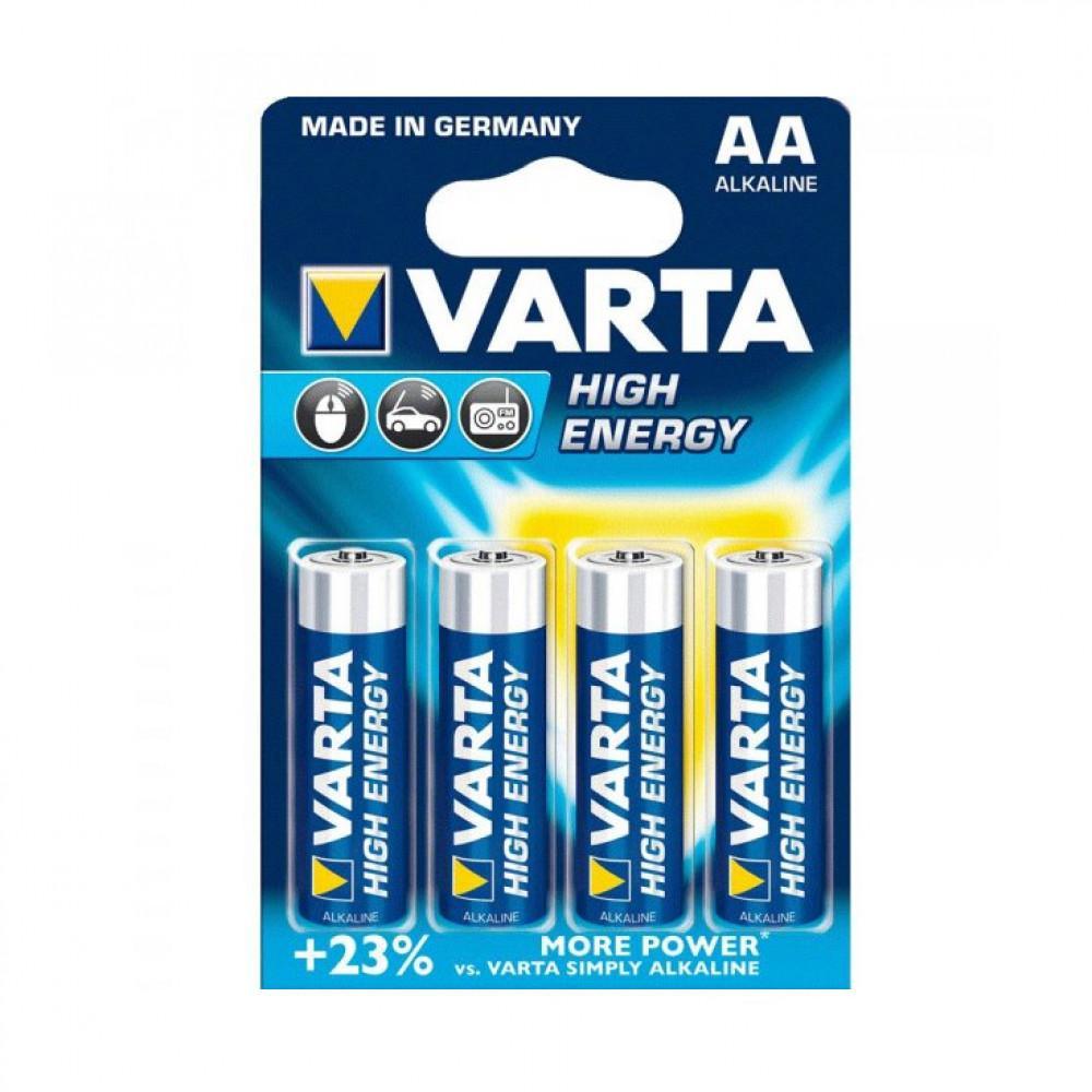 Varta High Energy Alkaline AA Penl. LR06 (bl a 4)