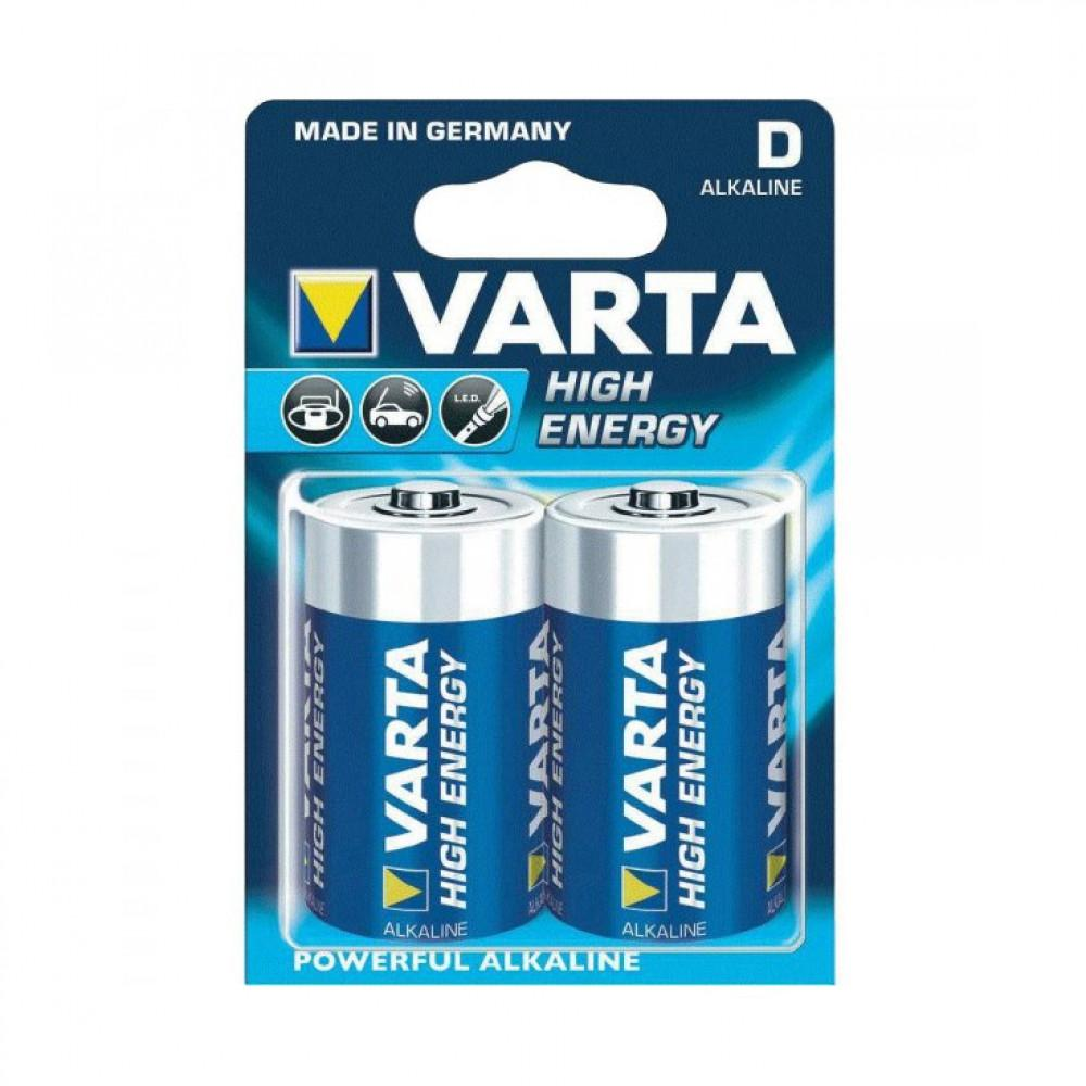 Varta High Energy Alkaline D-Cel LR20(bl a 2)
