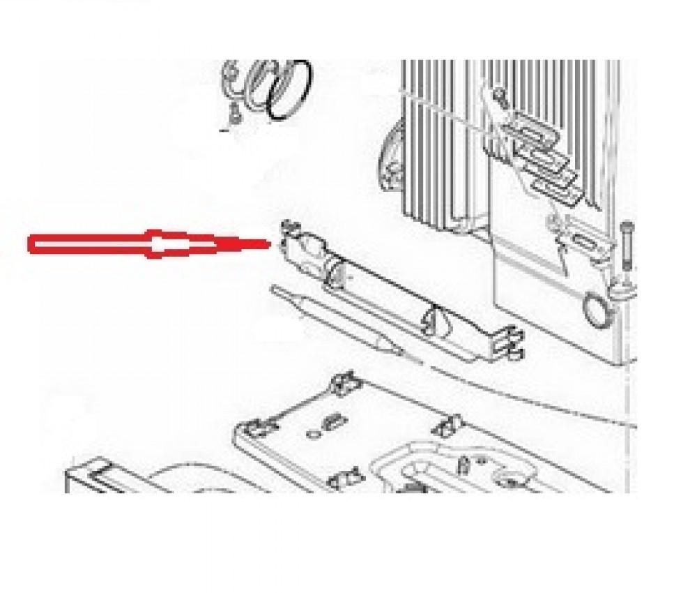 (24)Houder thermovoeler