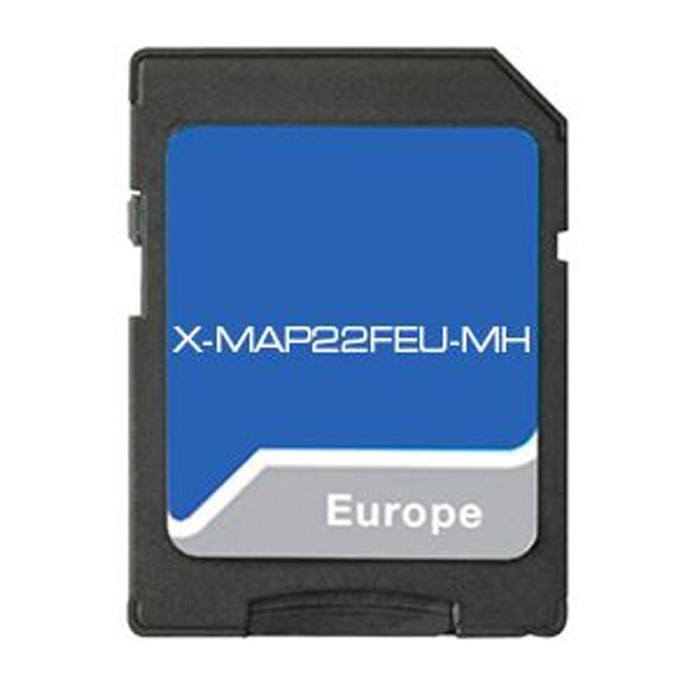 XZENT SD Card Navigatie Software Europa X-422 met MH Camper/ Truck software