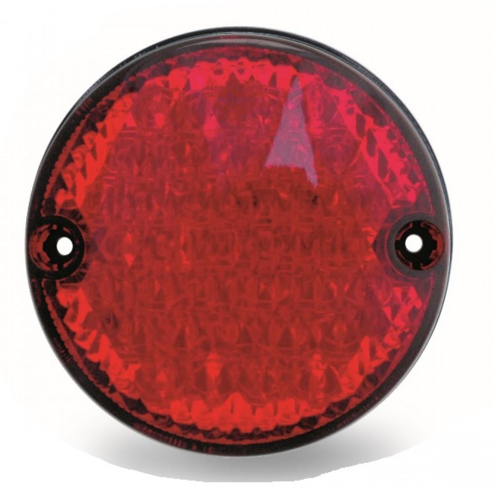 Jokon Remlicht/Achterlicht LED 725 Rond Rood