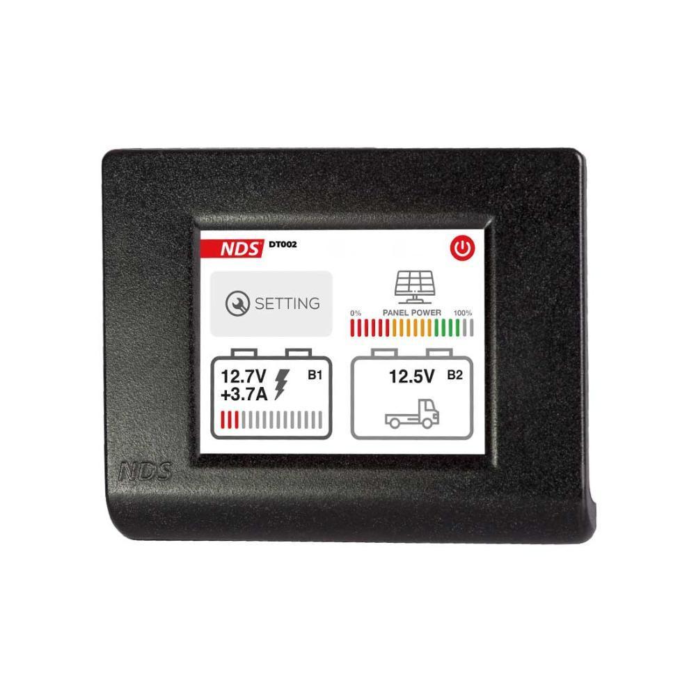 NDS Touchscreen Sun Control