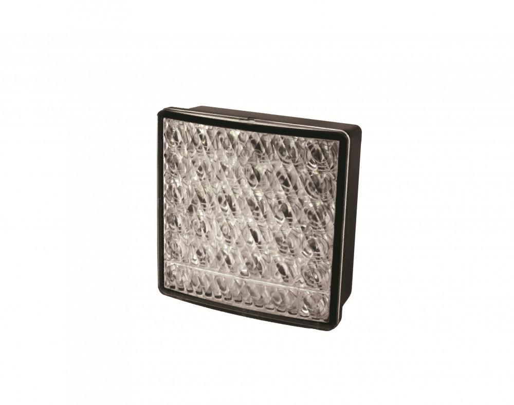 Jokon Remlicht/Achterlicht LED 280 Vierkant Wit