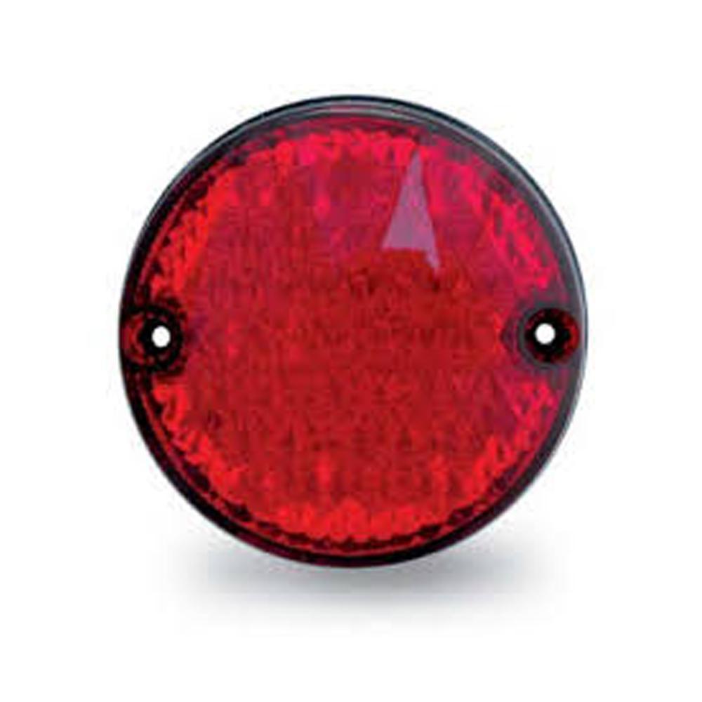 Jokon Achterlicht LED S60 Rond Rood 24V