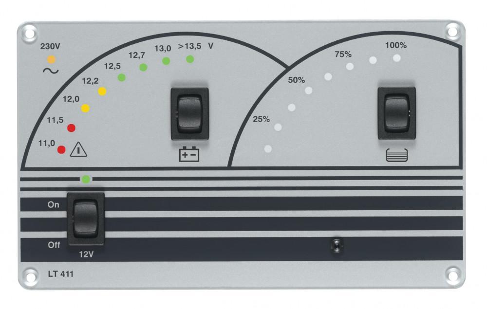 Schaudt Controlepaneel 12V DC  LT 411