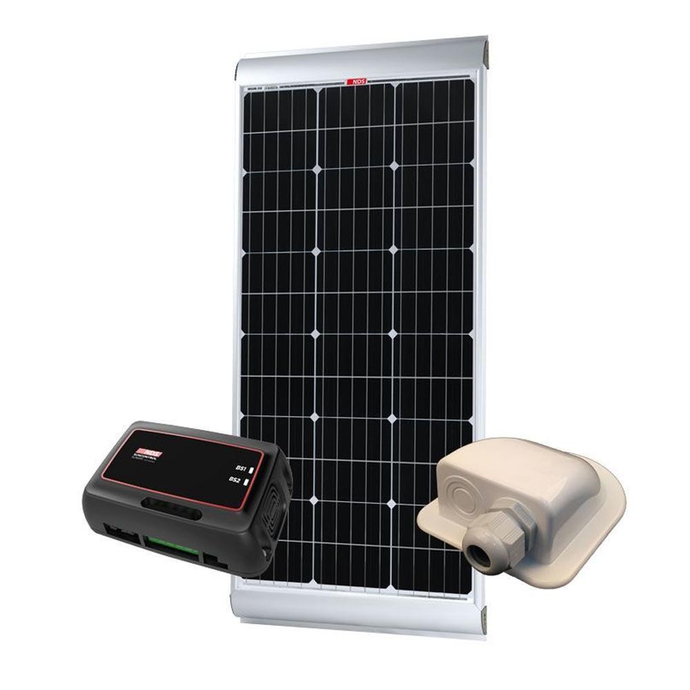 NDS Daglichtpaneelset KP85-350 + Sun control MPPT