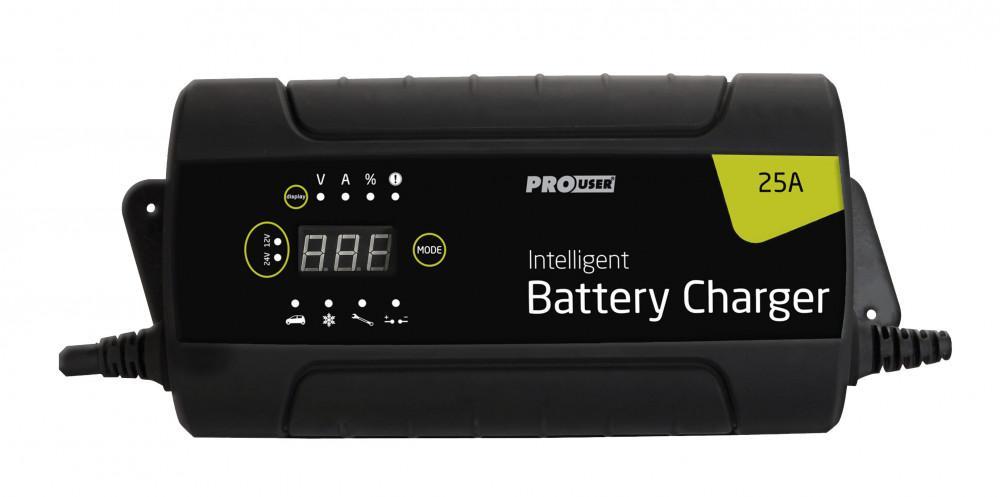 ProUser IBC25000 Acculader 12V/24V