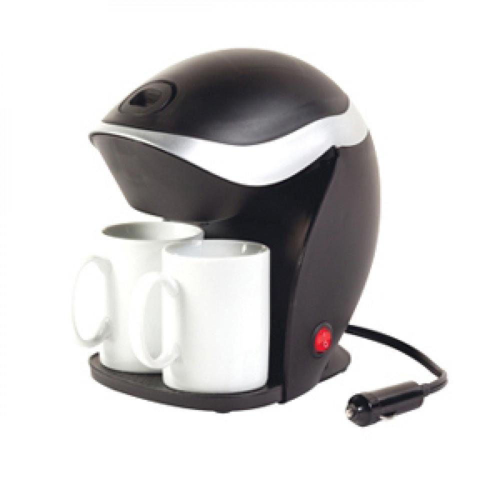 Vechline Koffiezetapparaat 2-Kops