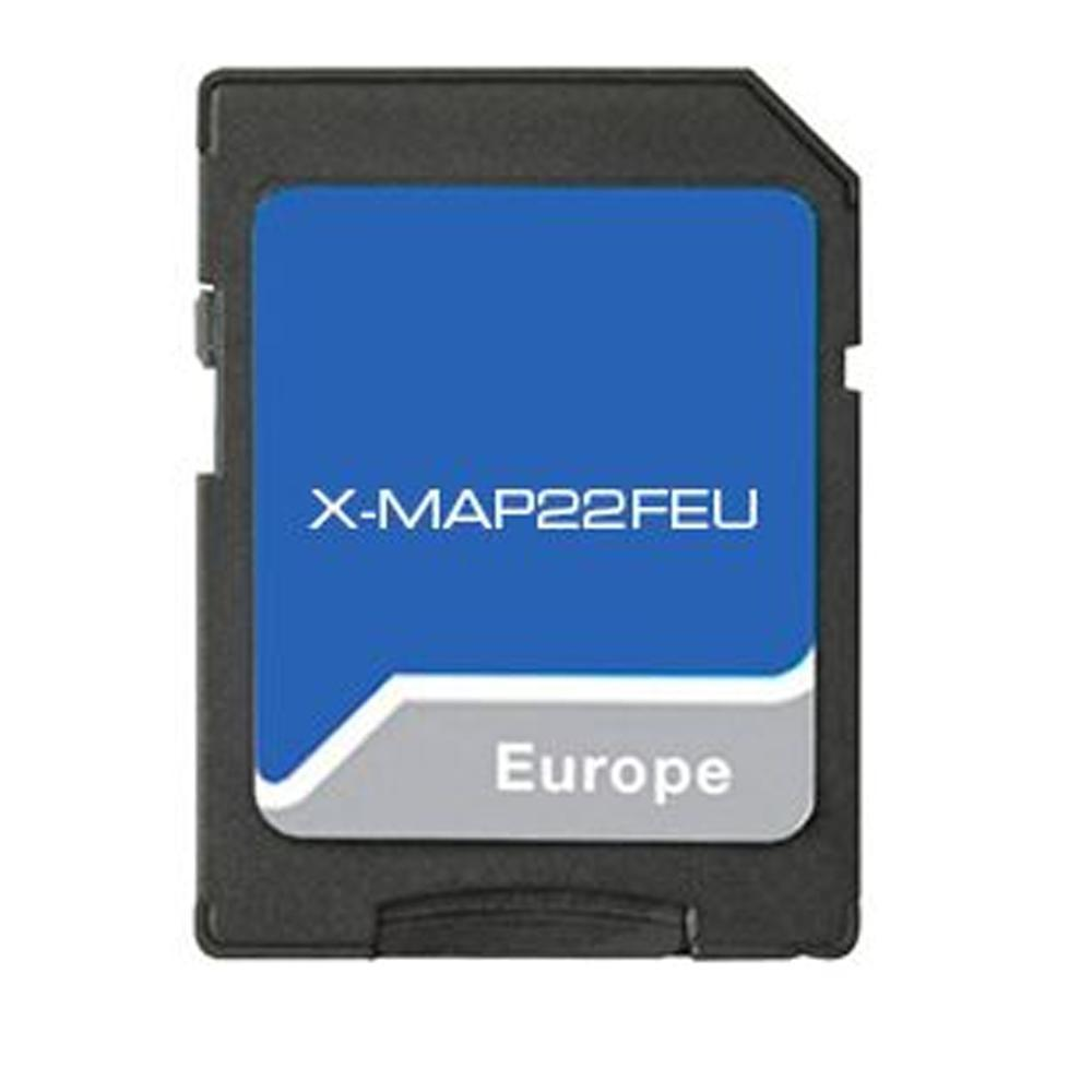 XZENT SD Card Navigatie Software Europa X-422 en X-F220