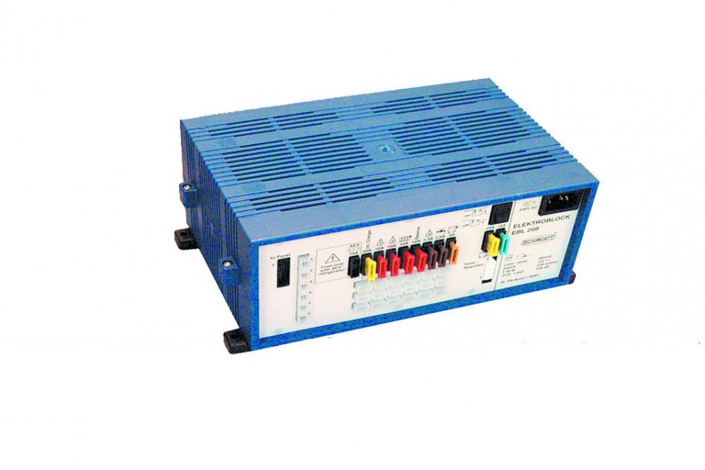 Schaudt Elektroblok 10A EBL 208 S