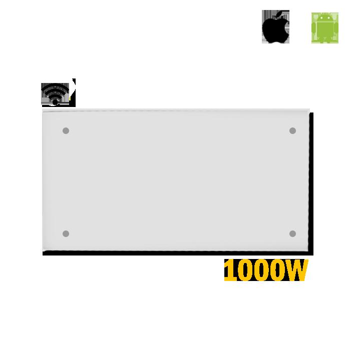 Adax Clea Wifi H - 1000 Watt