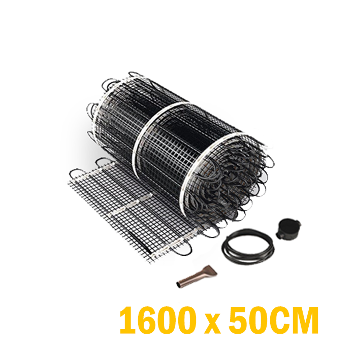 Vloerverwarming set  - 1200 Watt