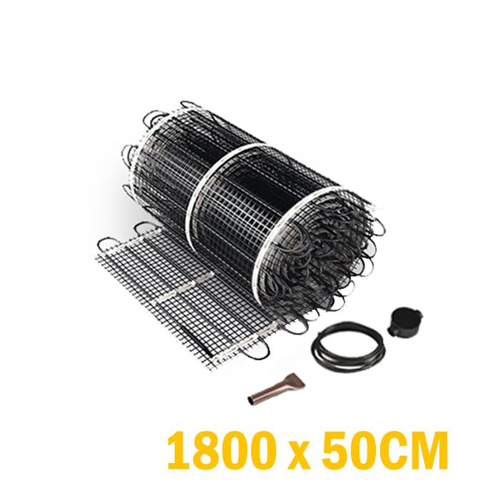 Vloerverwarming set  - 1350 Watt