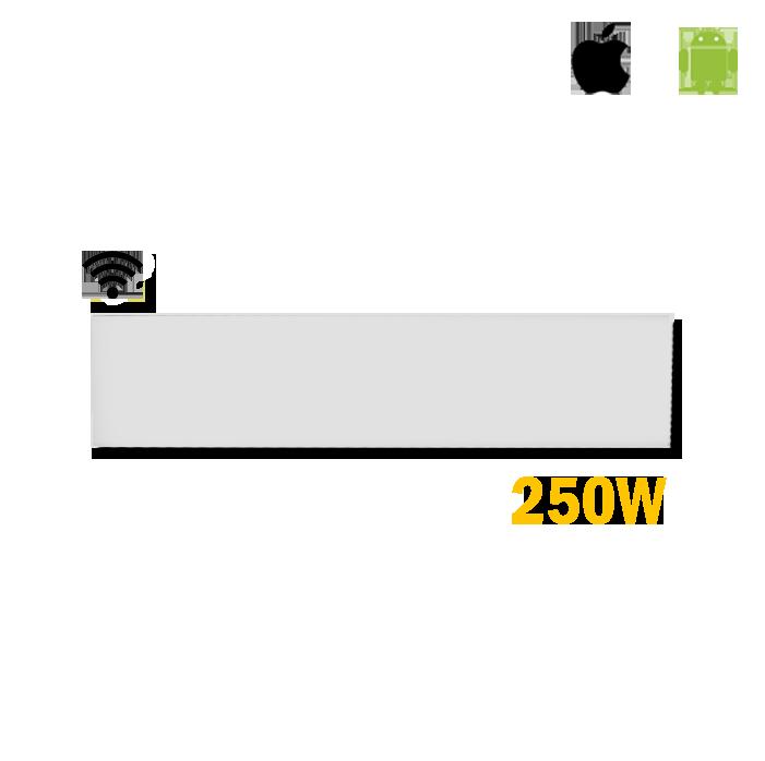 Adax Neo Wifi L - 250 Watt