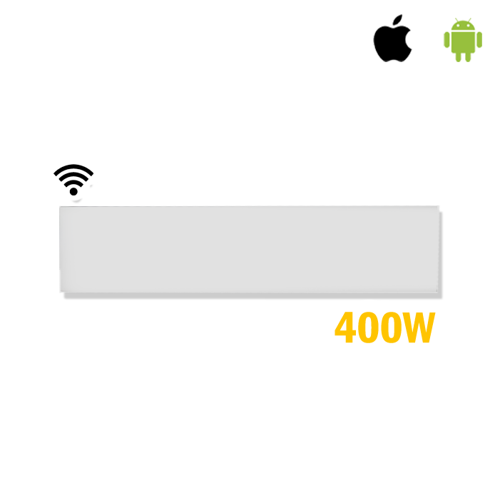 Adax Neo Wifi L - 400 Watt