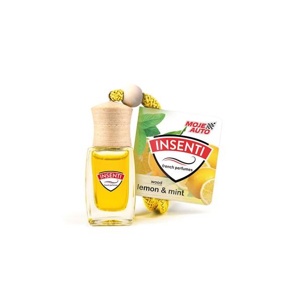 Luchtverfrisser auto Insenti lemon en mint