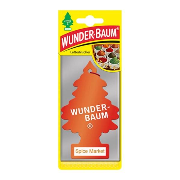 Luchtverfrisser auto Wonderboom Spice Market