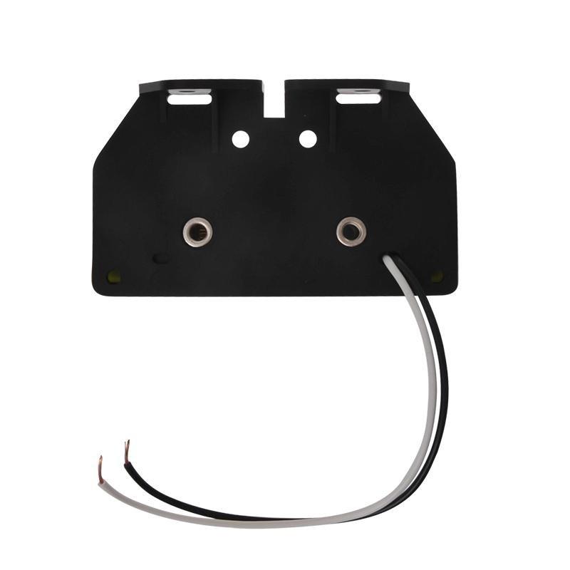 Markeringslamp 12/24V wit 110x40mm LED met houder