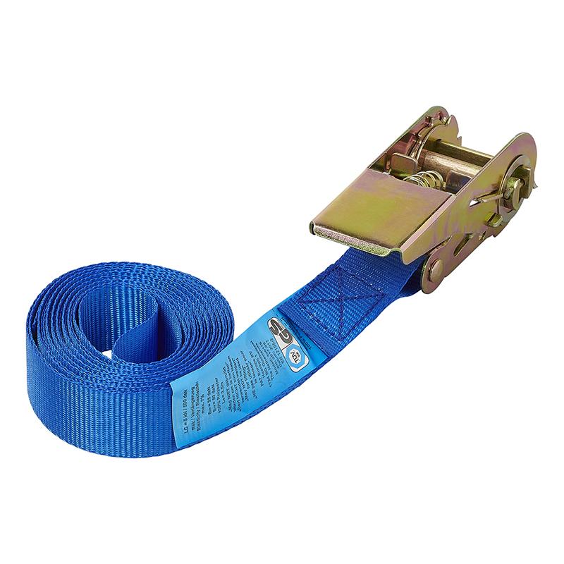 Spanband 500kg met ratel 3,5 meter