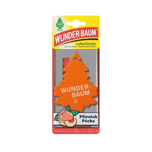 Luchtverfrisser auto Wonderboom peach