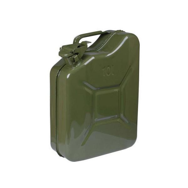 Jerrycan metaal 10L groen
