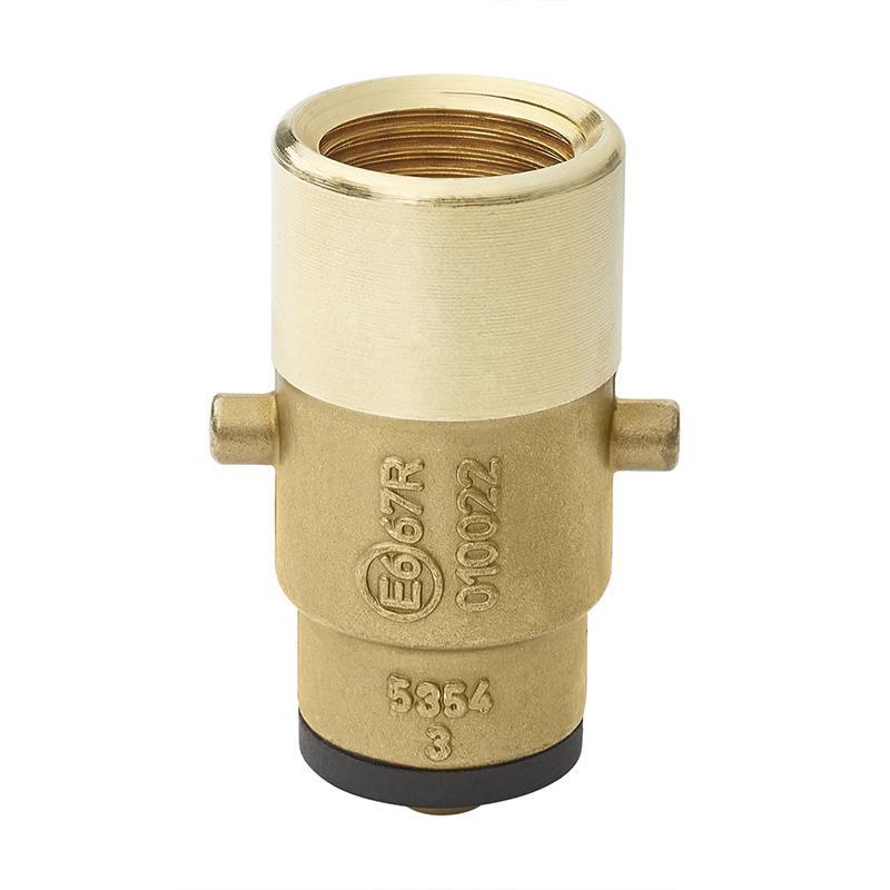 Gasnippel Nederland 10 mm