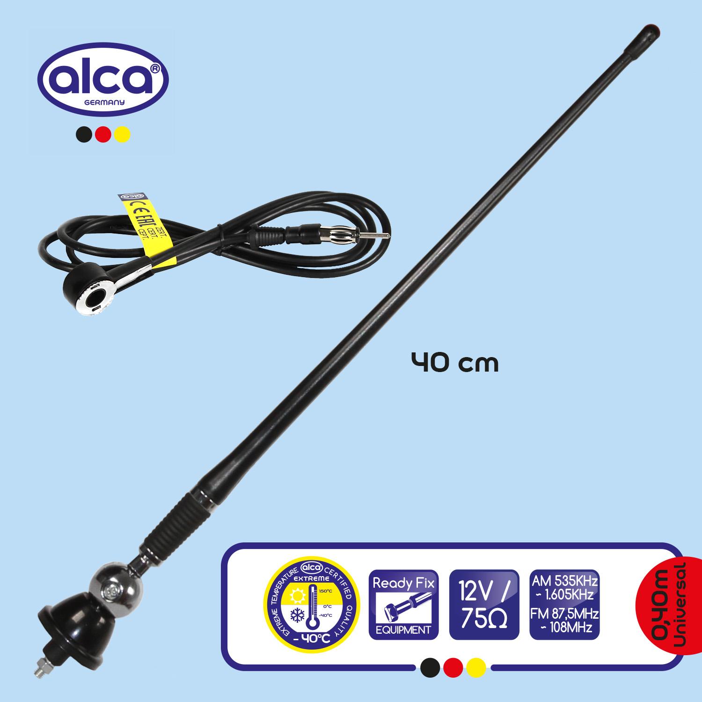 Antenne rubber 12V