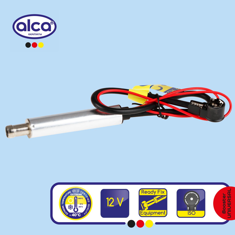 Antenne versterker 12V ISO aansluiting