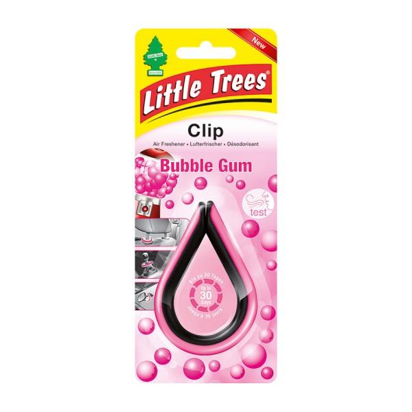 Luchtverfrisser auto Wonderboom clip Bubble gum