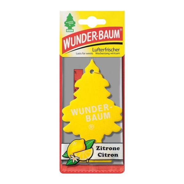 Luchtverfrisser auto Wonderboom lemon