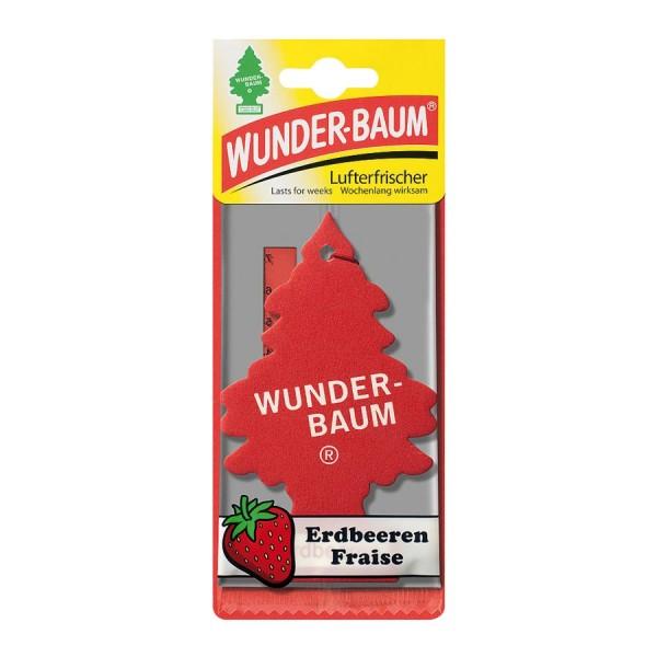 Luchtverfrisser auto Wonderboom strawberry