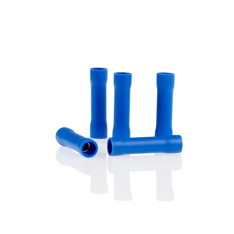 Kabelverbinders blauw 2,3mm 10 stuks