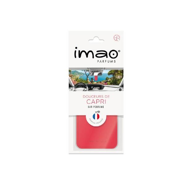 Imao luchtverfrisser auto Douceurs de Capri