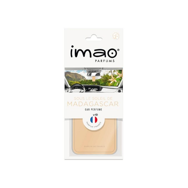 Imao luchtverfrisser auto Vanille Madagaskar