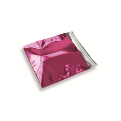 Folie envelop Roze 160x160mm