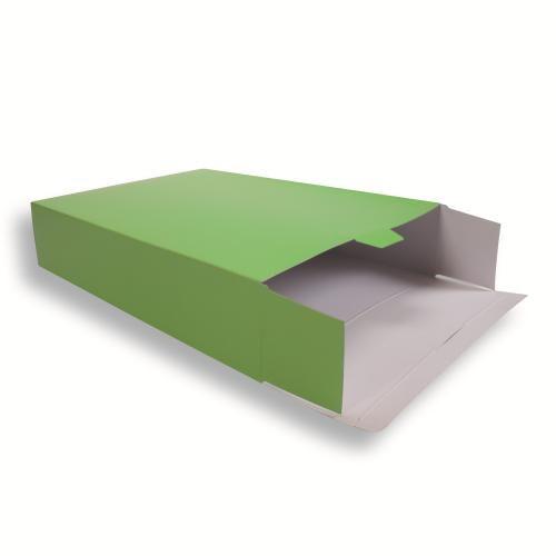 Kartonnen verzendverpakking 420 mm x 305 mm Groen
