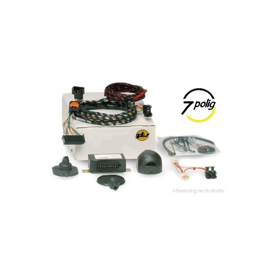 trekhaak kabelset mercedes s212 t model specifiek