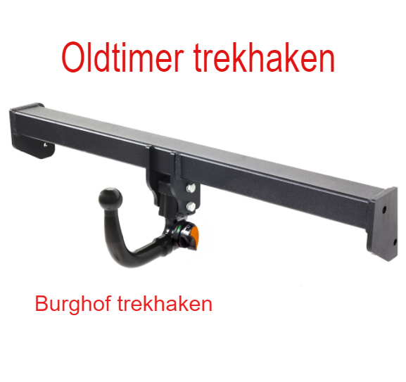Trekhaken voor Oldtimers 1160 modellen beschikbaar