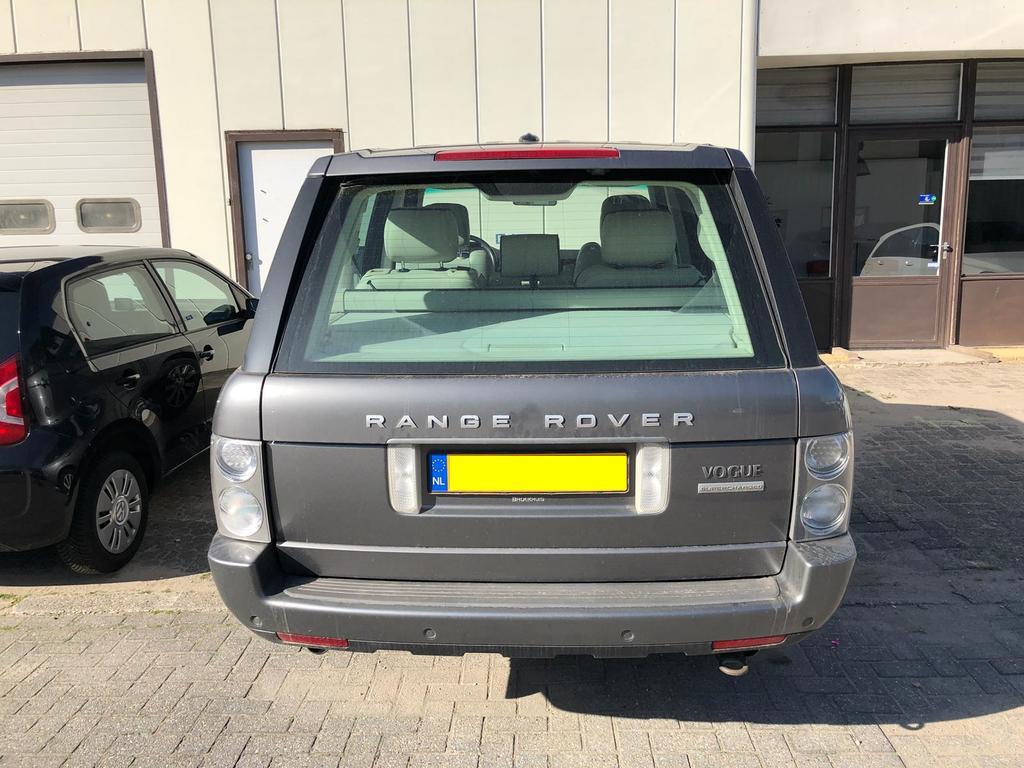Trekhaak Land Rover Sport LS trekhaak kogel