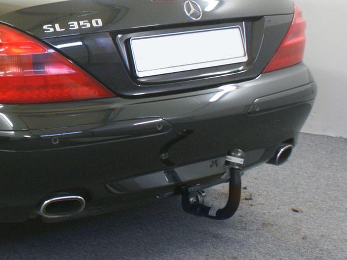 Trekhaak Mercedes-SL R 230 afneembaar