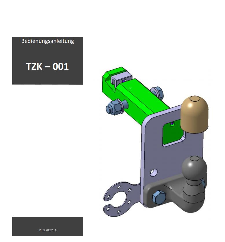 trekhaak usa adapter kopelstuk