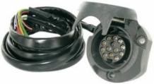 13 polige trekhaak kabel set universeel zonder module