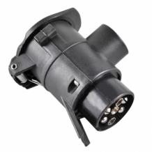 adapter 7 naar 13 polig connector