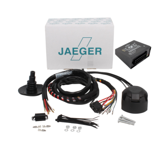 Trekhaak bekabeling Honda specifieke kabelsets Jaeger Automotive