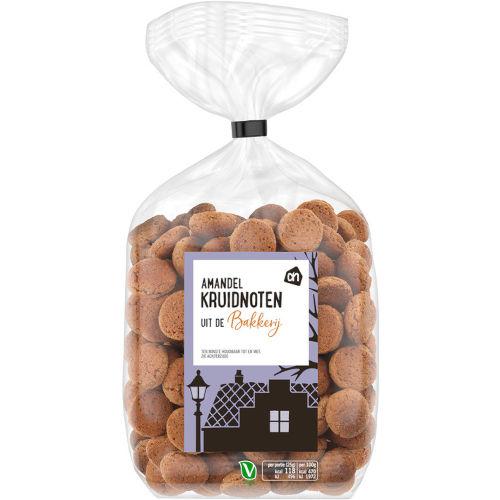 Sinterklaas bakkerij amandel kruidnoten