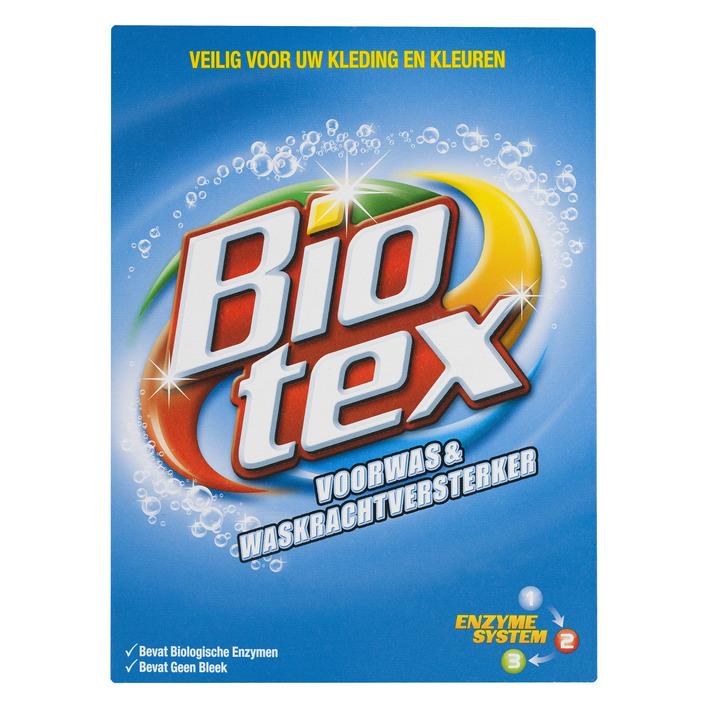 Biotex Waspoeder Voorwas & Waskrachtversterker