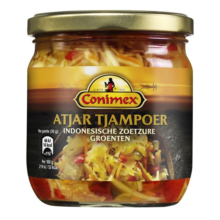Conimex Atjar Tjampoer (410 gr.)