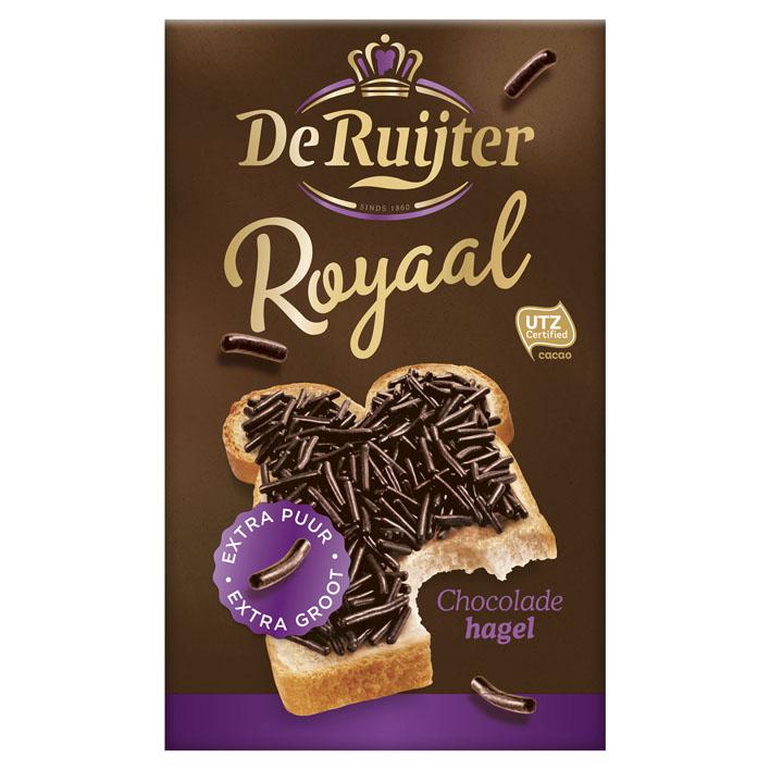 De Ruijter Royale Hagel Extra Puur (380 gr.)