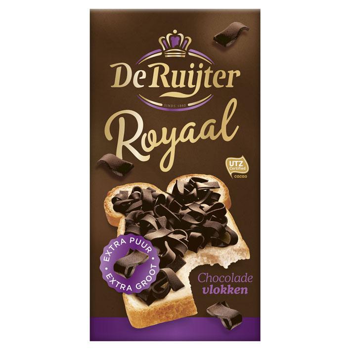 De Ruijter Extra Puur Royale Vlokken (300 gr.)